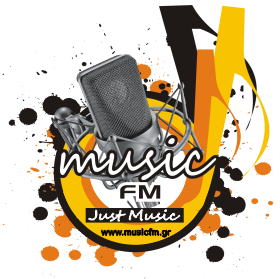 MusicFm The Best Web Radio Λογότυπο