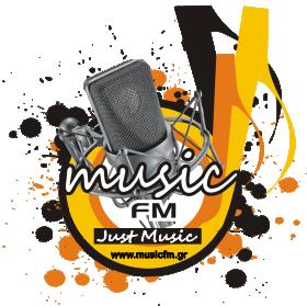 MusicFm The Best Web Radio Λογότυπο